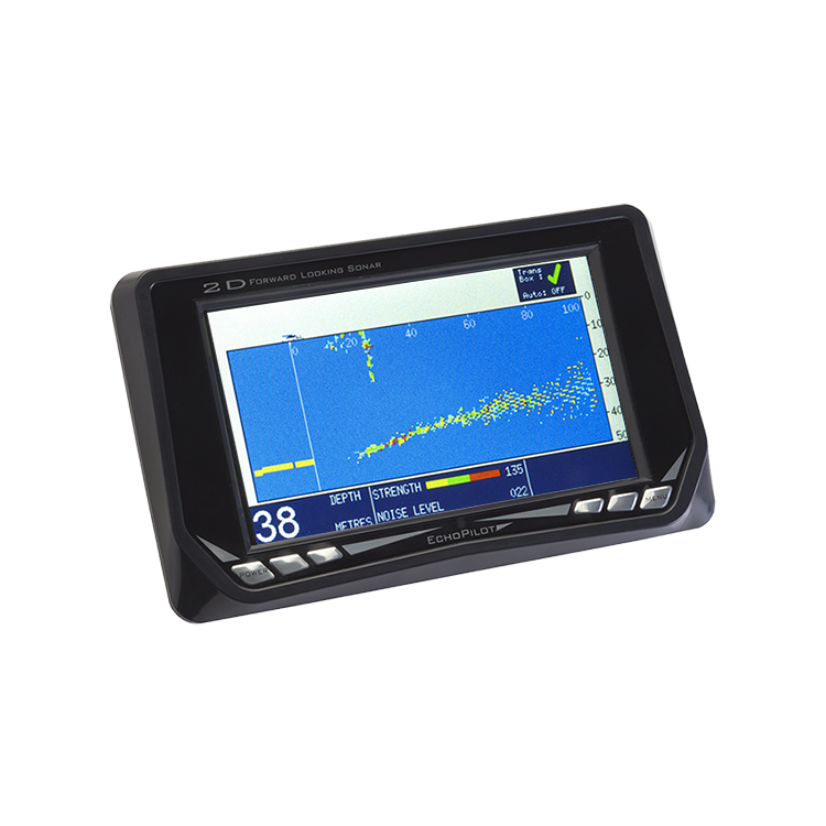 FORWARD LOOKING SONAR 150 MTRS WITH COLOUR DISPLAY