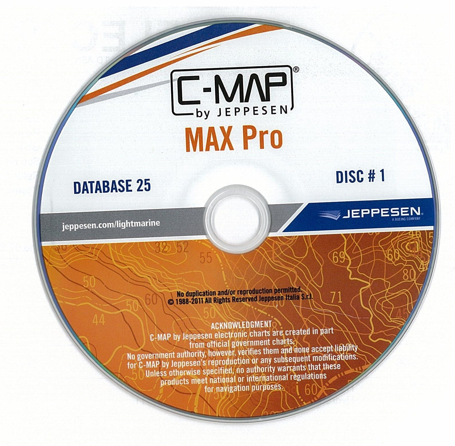 CMAP DVD WIDE - MAX PRO CARTOGRAPHY