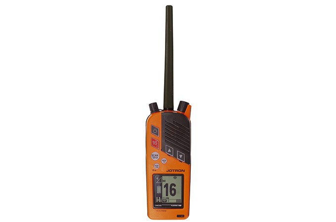 TRON TR30 GMDSS VHF RADIO WITH LITHIUM BATTERY ONLY