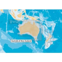 NAVIONICS PLUS AUSTRALIA & NEW ZEALAND ONLY