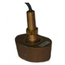 TRANSDUCER 50/200KHZ, BRONZE 1 KW 8 Mtrs Cable To Suit JFC130, Plus More