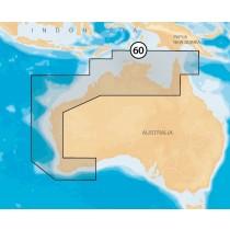 NAVIONICS PLATINUM+ AUSTRALIA NORTHWEST XL3