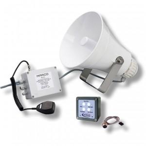 MARCO EW3-M 24V ELECTRONIC WHISTE 20/75M AMPLI +FOG 0410743