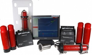NOTUS BATTERY FAST CHARGER FOR 4 SENSORS